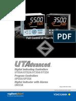 UT35A Brochure