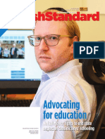 Jewish Standard, June 28, 2019, including supplements About Our Children and Bar/Bat Mitzvah