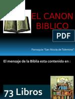 EL CANON BIBLICO.pptx