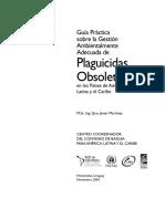 plaguicidas obsoletos