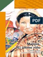 Mamire, El Ultimo Nino - Victor Carvajal
