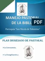 Manejo Pastoral de La Biblia