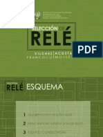 Selección de Rele - Vilchez y Acosta