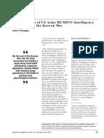 Finnegan-HUMINT in the Korean War-7 June2011.pdf