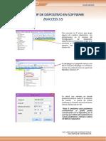 GR - Axceze - Cambiar La Ip Del Dispositivo en Software ZKAccess 3.5
