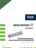 Durchfuehrungsbestimmungen A1 Start Deutsch 1