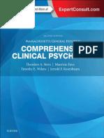 Theodore A. Stern, Maurizio Fava, Timothy E. Wilens, Jerrold F. Rosenbaum - Massachusetts General Hospital Comprehensive Clinical Psychiatry (2015, Elsevier) (1).pdf