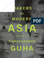 [Ramachandra Guha (Ed.)] Makers of Modern Asia