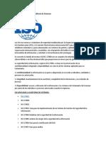 Normas ISO Aplicadas a Auditoria de Sistemas