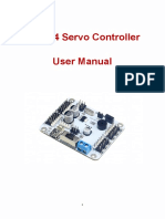 LSC-24 Servo Controller User Manual