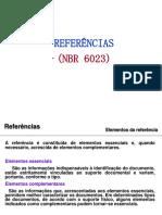 ABNT REFERÊNCIAS UNESP Franca 2015