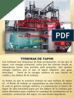 Turbinas de Vapor, Plantas de Vapor, Dic 2018 Fac Ing-usac