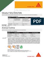Arena Colma PDS