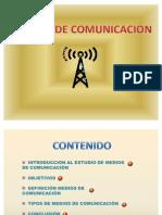 Presentacion Medios de Comunicacion
