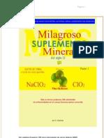 Milagroso Suplemento Mineral Del Siglo 21 [Completo, partes 1 y 2]