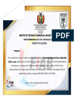 Certifica Do 111