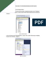 Creación de Backup y Restauración Bodega de Datos