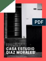 a1-Jmf-casa Diaz Morales -Arquitectura y Patrimonio