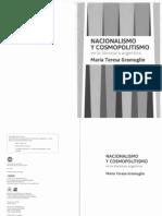 Gramuglio - Nacionalismo y cosmopolitismo en la literatura argentina