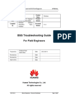 BSS Field Engineer TRoubleshooting Guide V1.0