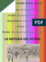 Fisica El Futbol 4to Computacion