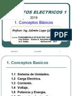 Circuitos eléctricos 1