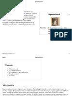 Álgebra Lineal y Cálculo
