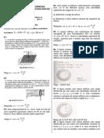 Lista 2 - Lei de Gauss e Potencial Eletrico