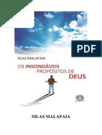 Os Insondáveis Propósitos de Deus - Silas Malafaia