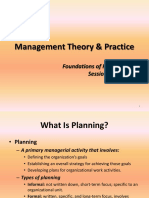 Lecture 5 Foundation of Planning (1)