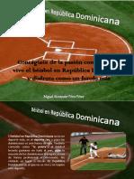 Miguel Alexander Pérez Pérez - Béisbol en República Dominicana