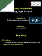 Del Suite Report RSCM 7 April 2017 Final Edit Banget Sekali Dengan Data
