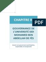 Gouvernance universitaire