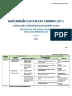 RPT RBT TAHUN 4