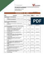 Original-presupuesto, Computos, Cronogramas- Milagro Bolivariano 27032017