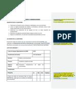 Auditoria de Redes y Comunicaciones - REVISADO POR TILLERO