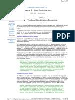 ASCE 7-05 - The Loads Combinations.pdf