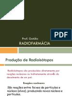 3- Radiofarmacia - Aula 3 Curso