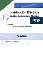 IEE 453 - Distribución Eléctrica C8