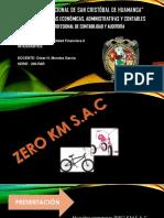Zero Km s.a.c 12