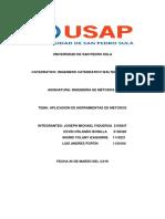 Informe - Tegra Global