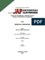 Derecho Penal Comparado Trabajo Ii2