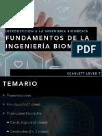 Introducción a La Ingeniería Biomédica