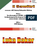 PP 05 Luka Bakar