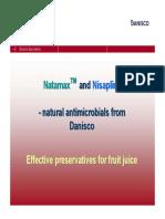 Antimicrobials Juice Dec 02