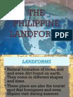 Philippine Landforms