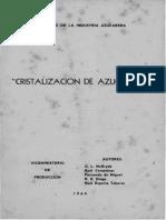 CRISTALIZACION DE AZUCAR PARTE 1