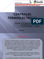 Diapositivas de Central Termoeléctrica