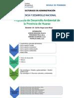 Propuesta de Desarrollo Ambiental de La Provincia de Huaraz_08.06.19_final