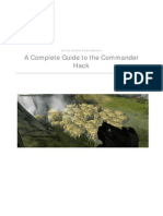 """Complete guide to """"Commander hack"""" for BF2"""